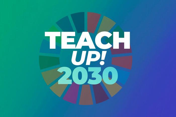 Tijd voor Teach Up! 2030