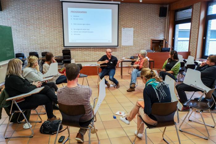 Derde sessie leertraject Duurzame voeding op school in West-Vlaanderen