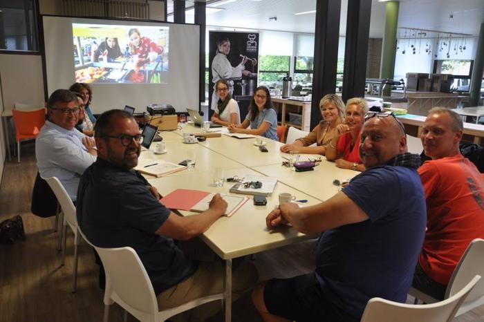 Vredeseilanden en Ter Groene Poorte gaan samen voor een duurzame keuken en klas