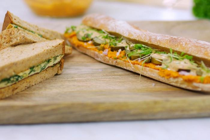 Nieuwe richtlijnen gezonde broodjes op school