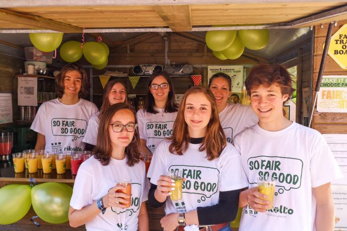 GoodFood@School Challenge 2: eerlijke handel (van 12 tot 16/10)
