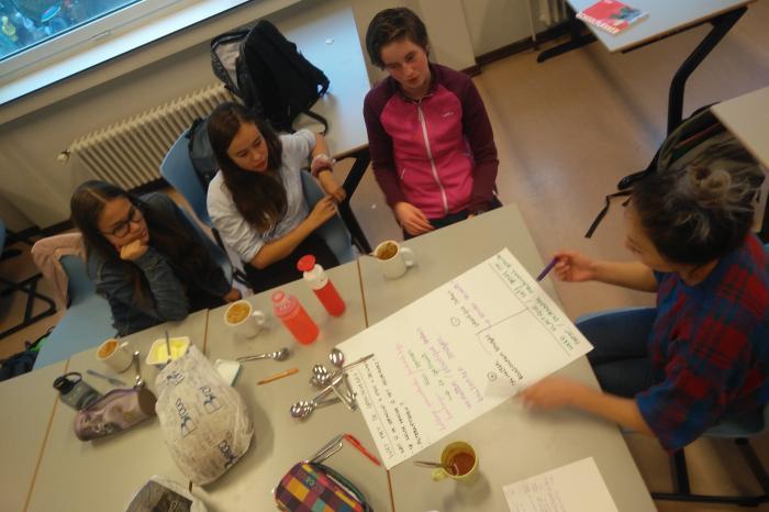 De Wijnpers in Leuven gaat aan de slag met GoodFood@School