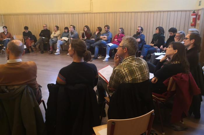 Steinerschool in Gent zegt ja tegen gezonde en duurzame voeding!
