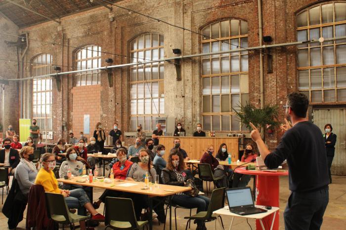 Aftrap SCH2030L in Leuven: begeleiding op maat voor duurzame scholen