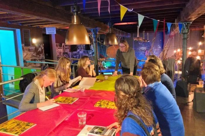 Nieuwenbosch als voorbeeld op inspiratiedag van STOEMP