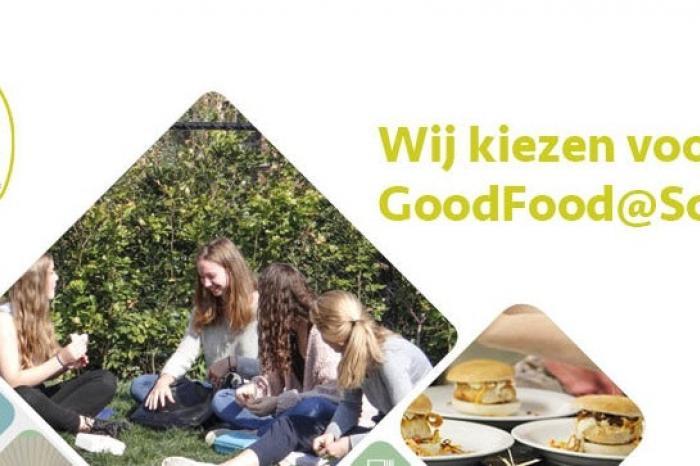 Instituut Maris Stella Sint-Agnes (IMS) kiest voor GoodFood@School