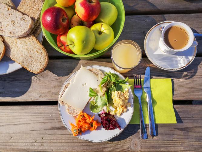Hoe ziet jouw gezonde en duurzame snack/lunch eruit?