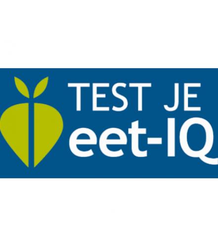 Hoe hoog is jouw Eet-IQ?