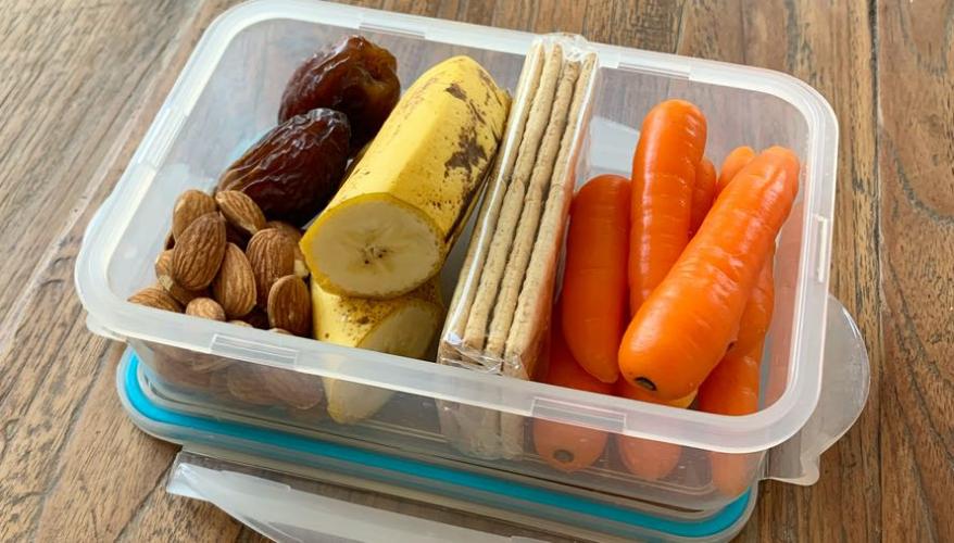 Tips voor een gezonde lunch