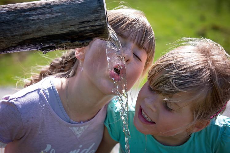 Interactieve water-webquests