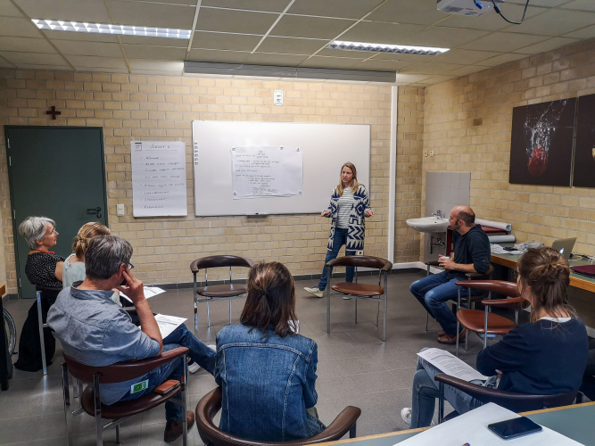 Leertraject sessie 4