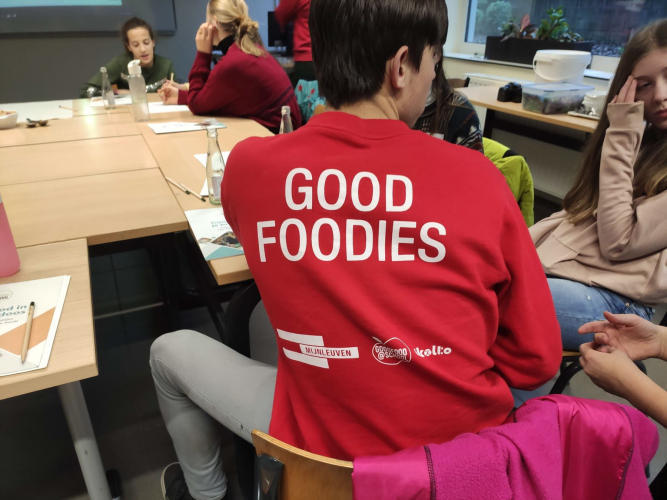 GoodFoodies in Leuven