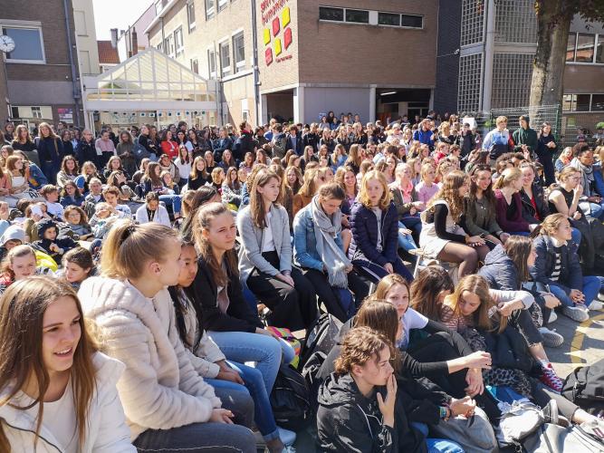 Fairstival Sint-Jozef Humaniora Brugge