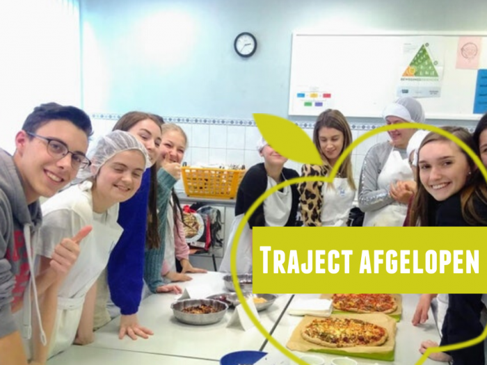 Traject afgelopen Young Food Professionals