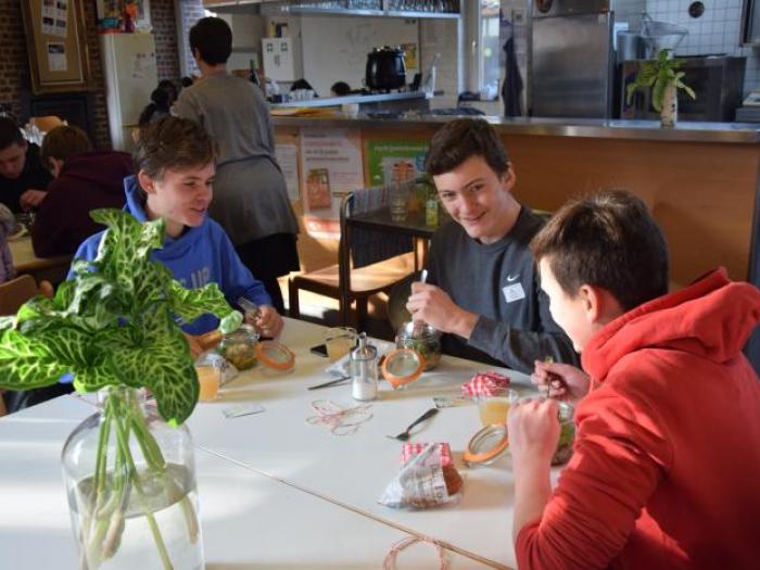 Young Food Professionals ontmoetingsdag